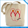 new design 2014 fashion custom printed canvas tote bag