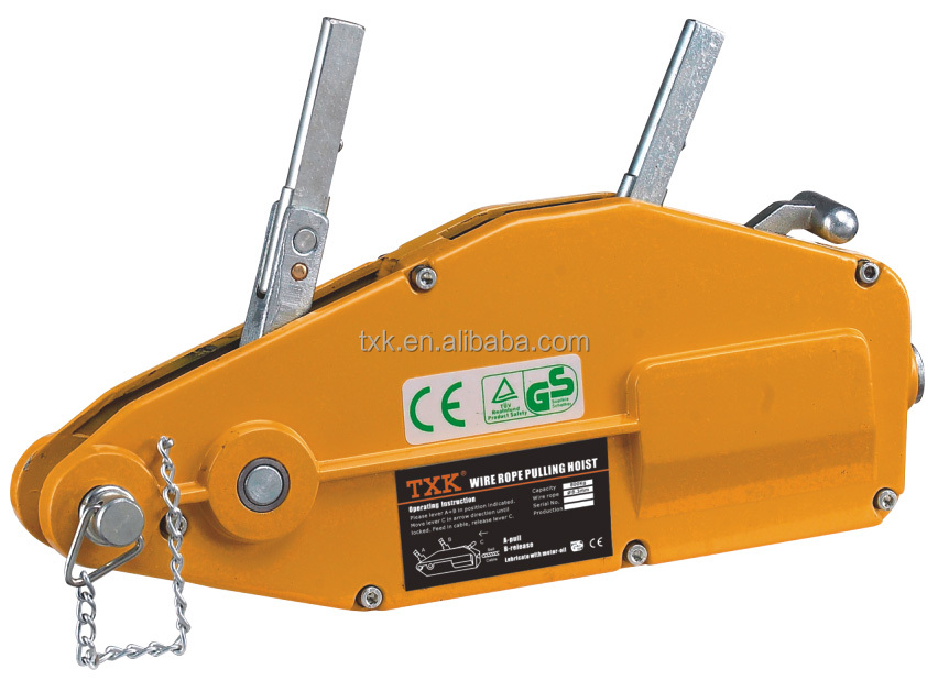 China 800kg Wire Rope Puller, Wire Rope Puller - Jiangsu Jiali ...