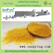 2015 CE decilious artificial rice processing line nutritional rice production line for sale