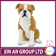 Popular ideal plush dog toys