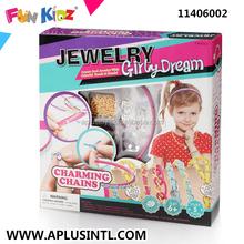 Kids Craft DIY Girly Dream Charming Chains Kits