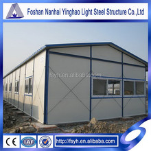 prefabricated houses warehouse building plans