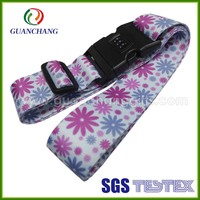 OEM factory cheap monogrammed luggage straps, luggage straps tv, luggage fasten strap