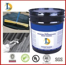 Self-Healing Non-curable rubber modified bitumen Liquid waterproofing coating with Blade coating method