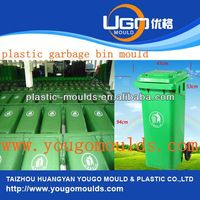 2013 New household plastic mini garbage bin mold and plastic trash can mould in taizhou,zhejiang