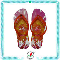Designer new products brand girls wear flip flop