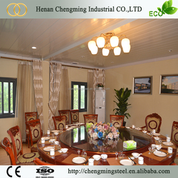 Fast Installation Industrial Stable Personalized Prefabricated House And Villa