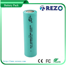 2015 New Arrvial 18650 3000mAh Battery Lithium ion Battery 10 kwh
