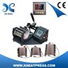 CE factory Xinhong 4IN1 Mug Heat Press machine, coffee mug printing machine