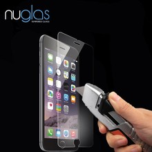 Mobile Phone Accessory for iPhone 6 Screen Protector, Hot Sell Nuglas Premium Tempered Glass Screen Protector for iPhone 6