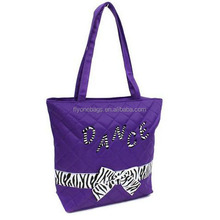 quilted dance tote handbags