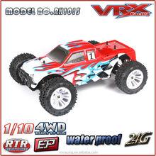1/10 Scale 4WD big wheel electric RC CAR in Radio Control Toys