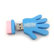 usb flash memory 1gb palm shape cheap 2D pendrives alibaba express 4gb 8gb
