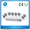 Wifi 2.4G 8Ch 960P/4CH 1080P NVR Home Security Wireless Camera and NVR