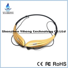 Best selling high quality neckband headset HBS901 bluetooth with microphone and volume control earphone
