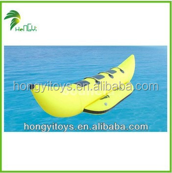 Exquisite Workmanship OEM Accepted Inflatable Boat Water Game Banana Boat.jpg