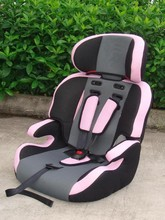 car baby seat 2015 factory Below molding Orange, Red, Blue, Green color In China
