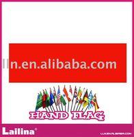 Printed Eco-friendly Mexico Flashing Hand Flag