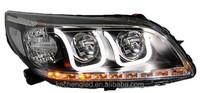 Factory Direct !!! Chevrolet Malibu car accessories led daytime running light / front light for Malibu
