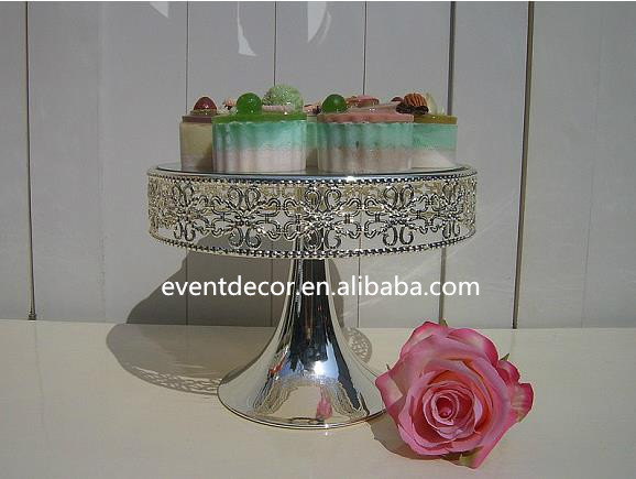 Trade Cake Stands : High handcraft cake stand for wedding cakes view metal