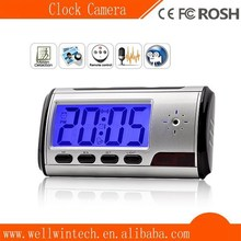 640x480pixels Remote control Table Alarm Multi-function clock radio Hidden camera