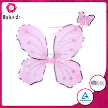 Butterfly fairy magic wand light up fairy wings colorful angel wings