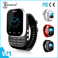 New products hot seller Dual sim card dual standby Bar Type QCIF 1.44'' touch screen china watch phone with skype