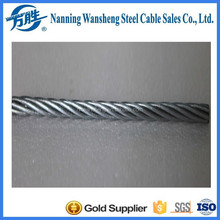 Ground Wire Galvanized Steel Cable