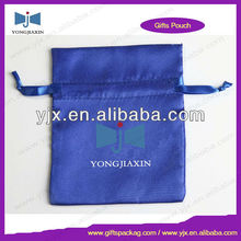 fashion valued quality satin pouch bag