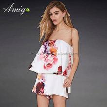 2015 lastest net dress design elbow length sleeves dress wholesale/OEM/ODM factory