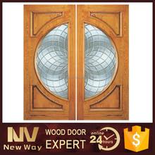 Exterior main gate design villa entrance wood door