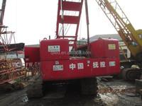 Chinese crawler crane 50t Fushun for sale