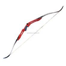 high quality archery aluminum bow 68'' 20-38lbs ILF plug in type riser bows