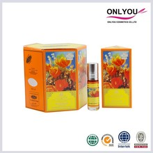 Cheap Wholesale 6ml Alcohol Free Arabic Perfume Oil