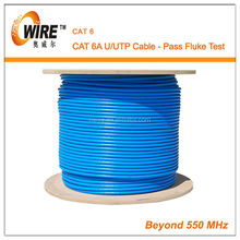 China Factory supplier cat 6a networking cable