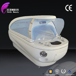 Salon Spa equipment for Capsule&Luxurious touch screen wet and dry steam shower multi-function Sauna SPA Capsule