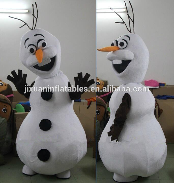 Костюм Как сделать снеговика из поролона своими