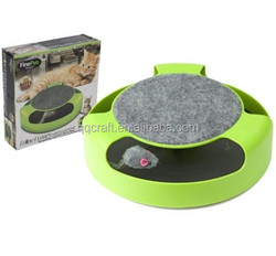 Catch The Mouse Cat Toy & Cat Scratching Cat Toy & Run Mouse Cat toy