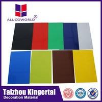 Alucoworld foot path stand and acm aluminium composite panel colours