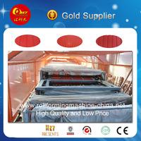 steel valley gutter forming machine price Huikeyuan RFM