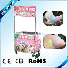 Cabinet Models Cotton Candy Maker with CE Approved
