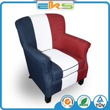 PU PVC LEATHER UPHOLSTERED SOFA MODERN LIVING ROOM FURNITURE ROYAL LOUNGE LEISURE ARMCHAIRS