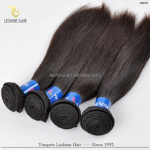 Wholesale Pure Indian Remy Virgin Human Hair Weft,Virgin Indian Human Hair
