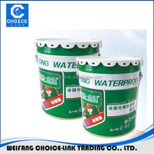 Bitumen modified polyurethane waterproofing coating