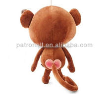 trade assurance high quality and good sales soft plush toys lovely bee toys