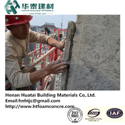 HT foam cement best thermal insulation material