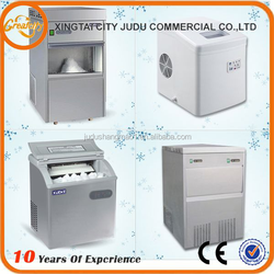 Dry Flake Ice Making Machine low energy consumption and noise ice making machines