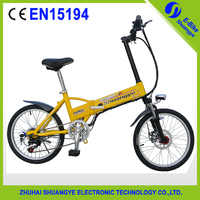 20 inch 36V foldable electric bike,ebike with CE EN15194