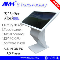 """46'',55"""" Infrare Technology high quality OEM multi touch screen monitors"""