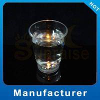 2015 Best Selling led flashing pilsen glass